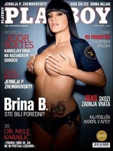 Playboy Slovenia - April 2009