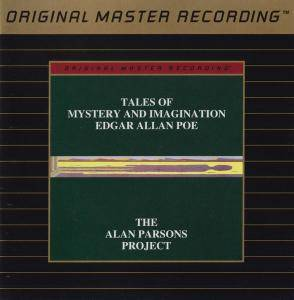 The Alan Parsons Project - Tales Of Mystery And Imagination (1976) [MFSL, 1994] (Repost)
