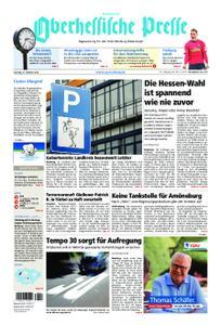 Oberhessische Presse Hinterland - 27. Oktober 2018