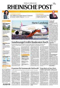 Rheinische Post – 15. Februar 2019