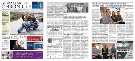 Gibraltar Chronicle – 07 November 2019