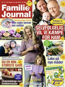 Familie Journal – 20. april 2019