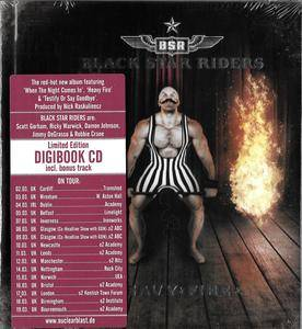 Black Star Riders - Heavy Fire (2017) Limited Edition