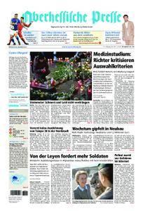 Oberhessische Presse Marburg/Ostkreis - 20. Dezember 2017
