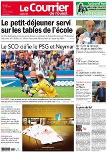 Le Courrier de l'Ouest Angers – 11 mai 2019