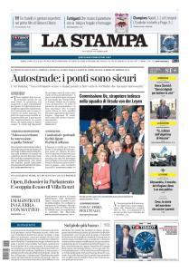 La Stampa Torino Provincia e Canavese - 28 Novembre 2019