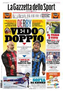 La Gazzetta dello Sport – 23 gennaio 2021