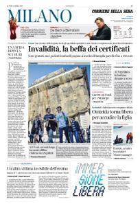 Corriere della Sera Milano - 1 Aprile 2019