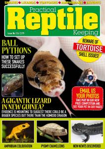 Practical Reptile Keeping - Issue 126 - June 2020
