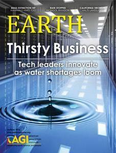 EARTH Magazine - October 01, 2016
