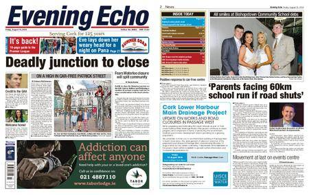 Evening Echo – August 10, 2018