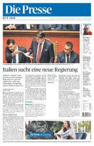 Die Presse - 21 August 2019