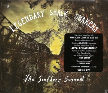 Legendary Shack Shakers - The Southern Surreal (2015)