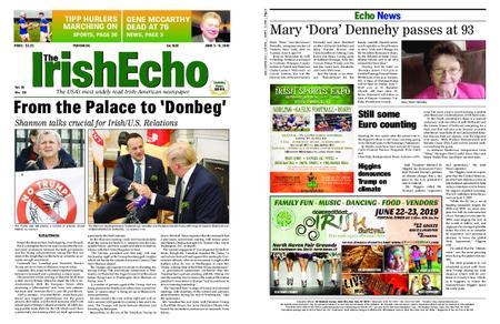 The Irish Echo – June 05, 2019