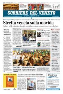 Corriere del Veneto Padova e Rovigo – 21 maggio 2020