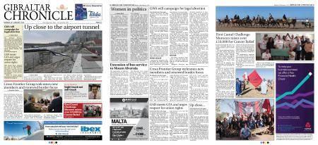 Gibraltar Chronicle – 29 January 2018