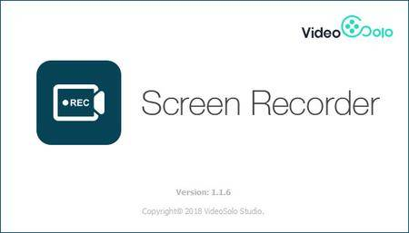 VideoSolo Screen Recorder 1.1.22 Multilingual