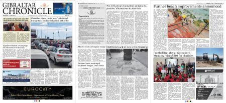 Gibraltar Chronicle – 07 June 2018