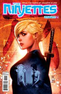 Jennifer BloodGarth Ennis Ninjettes 02 2012 Digital