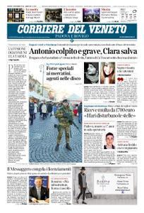 Corriere del Veneto Padova e Rovigo – 13 dicembre 2018