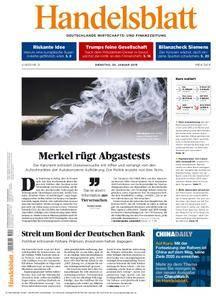 Handelsblatt - 30. Januar 2018