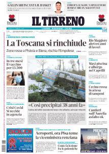 Il Tirreno Livorno - 26 Febbraio 2021