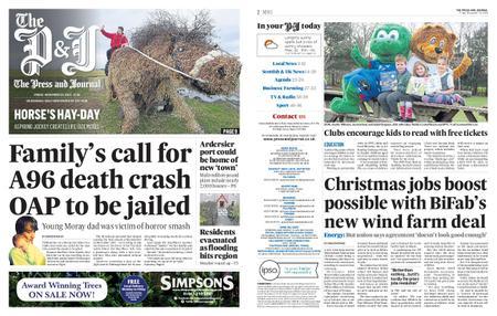 The Press and Journal Moray – November 29, 2019