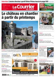 Le Courrier de l'Ouest Angers – 16 septembre 2020