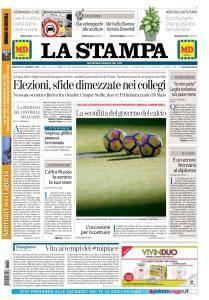 La Stampa Imperia e Sanremo - 30 Gennaio 2018