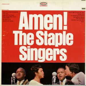 The Staple Singers - Amen! (1964/2016)