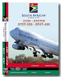Just Planes - South African Airways Boeing 747 737 A300