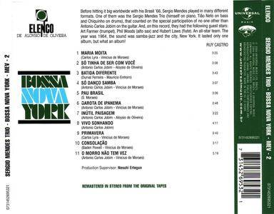 Sergio Mendes Trio - Bossa Nova York (1964) Remastered 2004