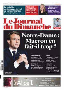 Le Journal du Dimanche - 21 avril 2019