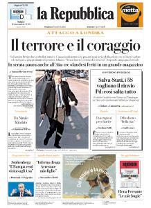 la Repubblica - 30 Novembre 2019