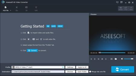 Aiseesoft HD Video Converter 9.2.20 Multilingual