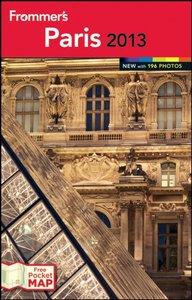 Frommer's Paris 2013