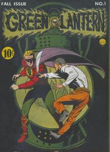 Green Lantern 001 (1941