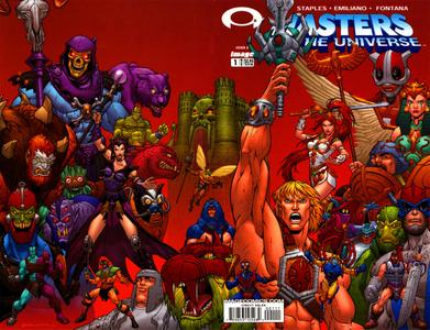Masters of the Universe v2 (01-06) (2003