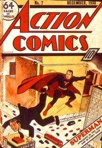 Action Comics 007