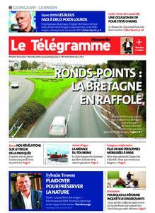 Le Télégramme Guingamp – 01 décembre 2019