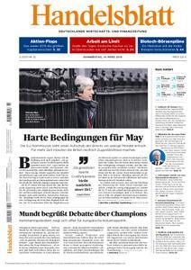 Handelsblatt - 14. März 2019