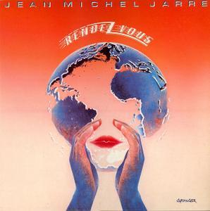 Jean Michel Jarre - Rendez-Vous (1986) [LP, DSD128]