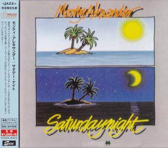 Monty Alexander - Saturday Night (1985) {2016 Japan Timeless Jazz Master Collection Complete Series}