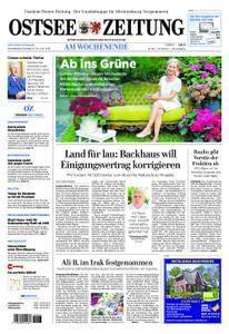 Ostsee Zeitung Wolgast - 09. Juni 2018