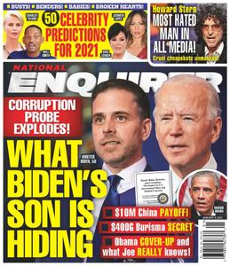 National Enquirer – January 04, 2021