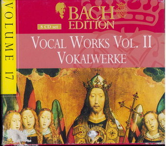 Bach Edition - Vocal Works Vol. II [2006]