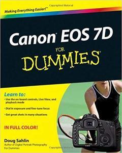 Canon EOS 7D For Dummies [Repost]