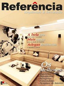 Referência Arquitetura e Decoração #1 (2009)