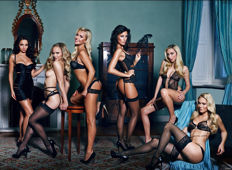 Playmate des Jahres Wahl 2014 / AvaxHome