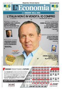 Corriere della Sera L'Economia – 03 settembre 2018
